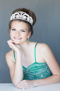 Taylor Reynolds, International Junior Miss Tennessee Pre-teen